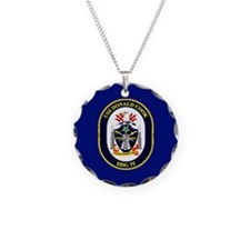 USS Cook DDG-75 Necklace