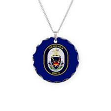 USS Decatur DDG-73 Necklace
