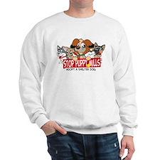 STOP Puppy Mills Sweatshirt