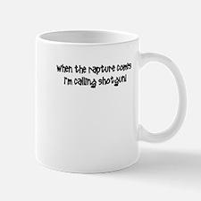 Funny Rapture Mugs