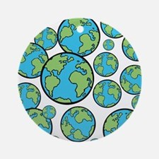 Parallel universe Ornament (Round)