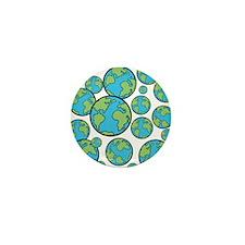 Parallel universe Mini Button