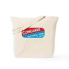 Congaree National Park (red/b Tote Bag