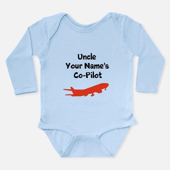 Uncles Co-Pilot (Custom) Body Suit