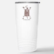 La Bajada Man Travel Mug