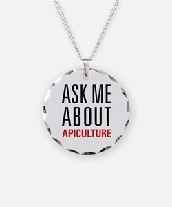 Apiculture - Ask Me About Necklace