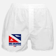 Dive The Galapagos Boxer Shorts