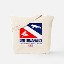 Dive The Galapagos Tote Bag