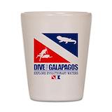 Galapagos Shot Glasses