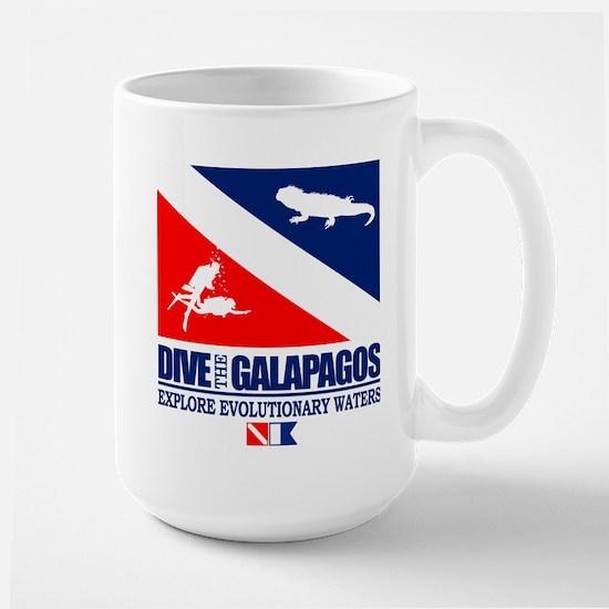 Dive The Galapagos Mugs
