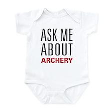 Archery - Ask Me About Infant Bodysuit