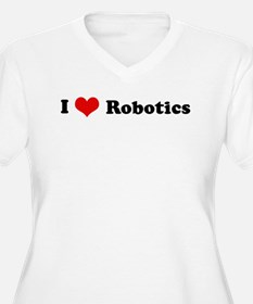 I Love Robotics T-Shirt
