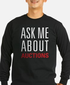 Auctions - Ask Me About T