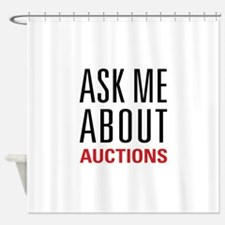 Auctions - Ask Me About Shower Curtain