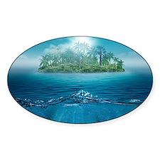 Ocean Island Decal