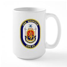 USS Benfold DDG 65 Mug