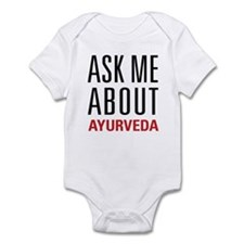 Ayurveda - Ask Me About Infant Bodysuit