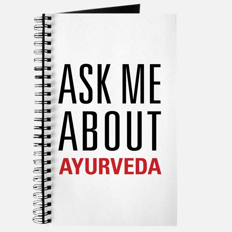 Ayurveda - Ask Me About Journal