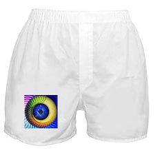 Psychedelic Eye Boxer Shorts