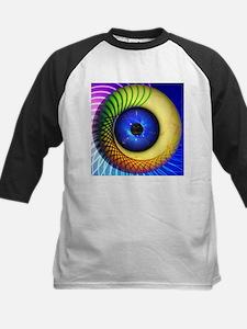 Psychedelic Eye Baseball Jersey