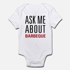 Barbeque - Ask Me About Infant Bodysuit