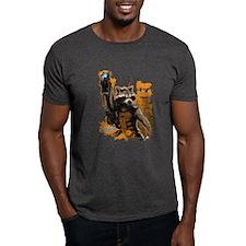Rocket Orange T-Shirt