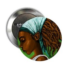 "Jamaican girl 2.25"" Button"