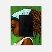 Jamaican girl Picture Frame