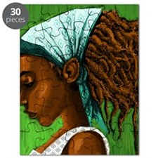 Jamaican girl Puzzle