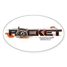Rocket Name Decal