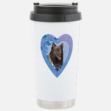 Belgian Tervuren Stainless Steel Travel Mug