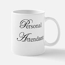 Personal Attendant Mugs