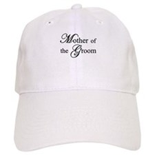Mother of the Groom Baseball Baseball Cap