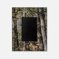 Realistic Tree Forest Camo Picture Frame