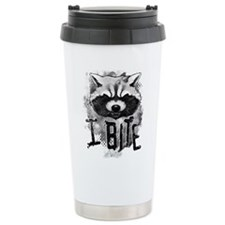 Rocket I Bite Travel Coffee Mug