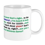 Psych Small Mugs (11 oz)
