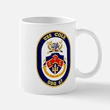 DDG 67 USS Cole Mug