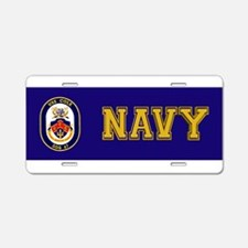 DDG 67 USS Cole Aluminum License Plate