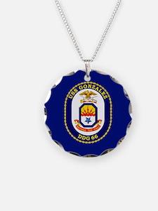 DDG-66 Gonzalez Necklace
