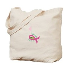 Tee Off Tote Bag