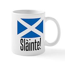 Slainte Scottish Drinkware Mugs