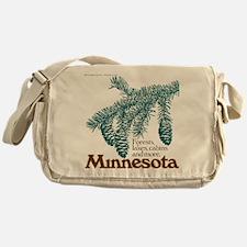 Much More Messenger Bag