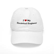 I Love Electrical Engineer Baseball Cap