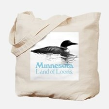 More Loons Tote Bag