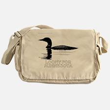 Loons Messenger Bag