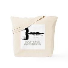 Loons Tote Bag