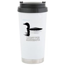 Loons Travel Mug