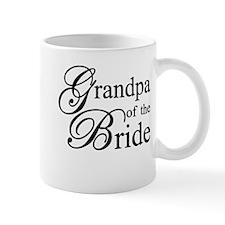 Grandpa of the Bride Mugs