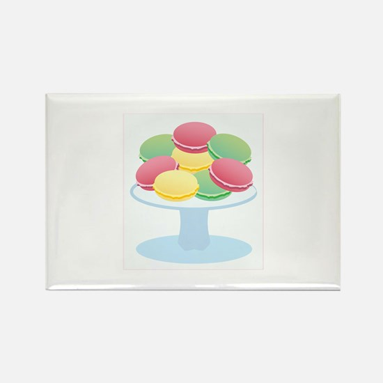Macaroons Magnets