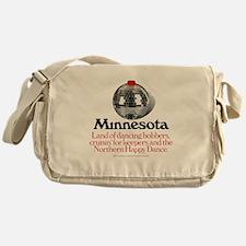 Disco Messenger Bag